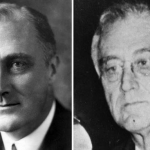 Franklin D. Roosevelt: 1933 and 1945.