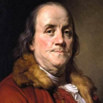 Benjamin Franklin actually wrote the first Declaration of Independence in 1775, but the Continental Congress did not approve of it.
