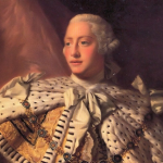 King George III realized that the British weren