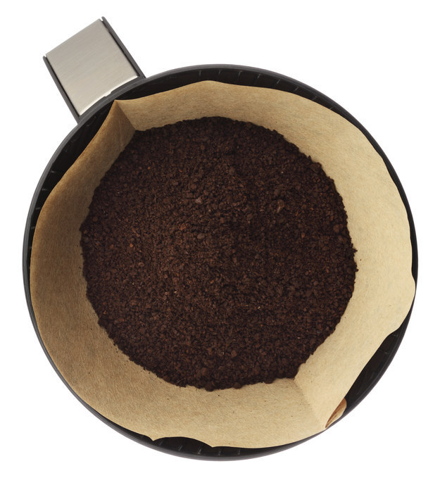 Use coffee grounds to deter critters from your garden. They will also enrich your soil.