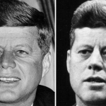 John F. Kennedy: 1961 and 1963.