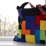 This <i>Tetris</i> tote bag is practical and adorable.