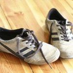 Place a satchel of coffee grounds in smelly shoes to absorb odor.