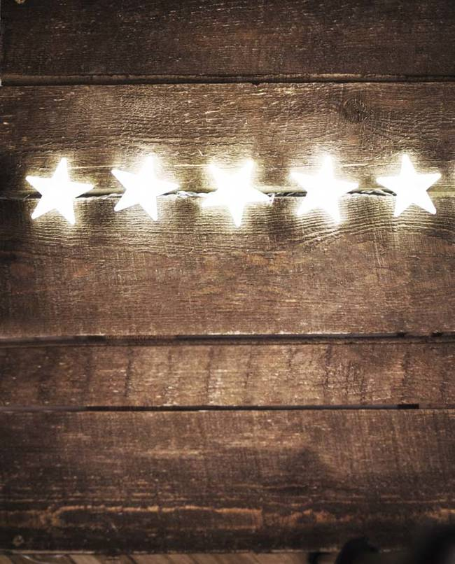 Make new, unfinished wood look rustic by rubbing it with <a href=