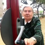 These parks have exercise equipment such as elliptical machines, stationary bikes, and hand-eye dexterity games. They are all low-impact and easy for the seniors to use.