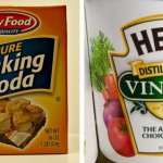 Baking soda + vinegar