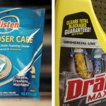 Drain cleaner + different drain cleaner