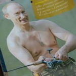 Vladimir Putin shirtless photo calendar papersnack.com
