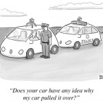 New Yorker Catoon self Driving Cars papersnack.com