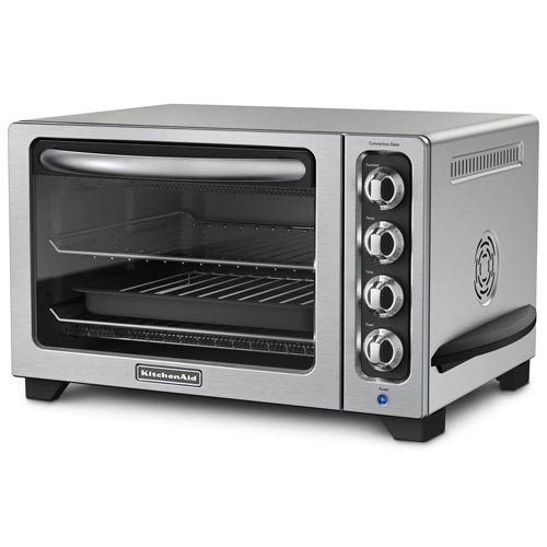 KitchenAid's Convection Bake Countertop Oven