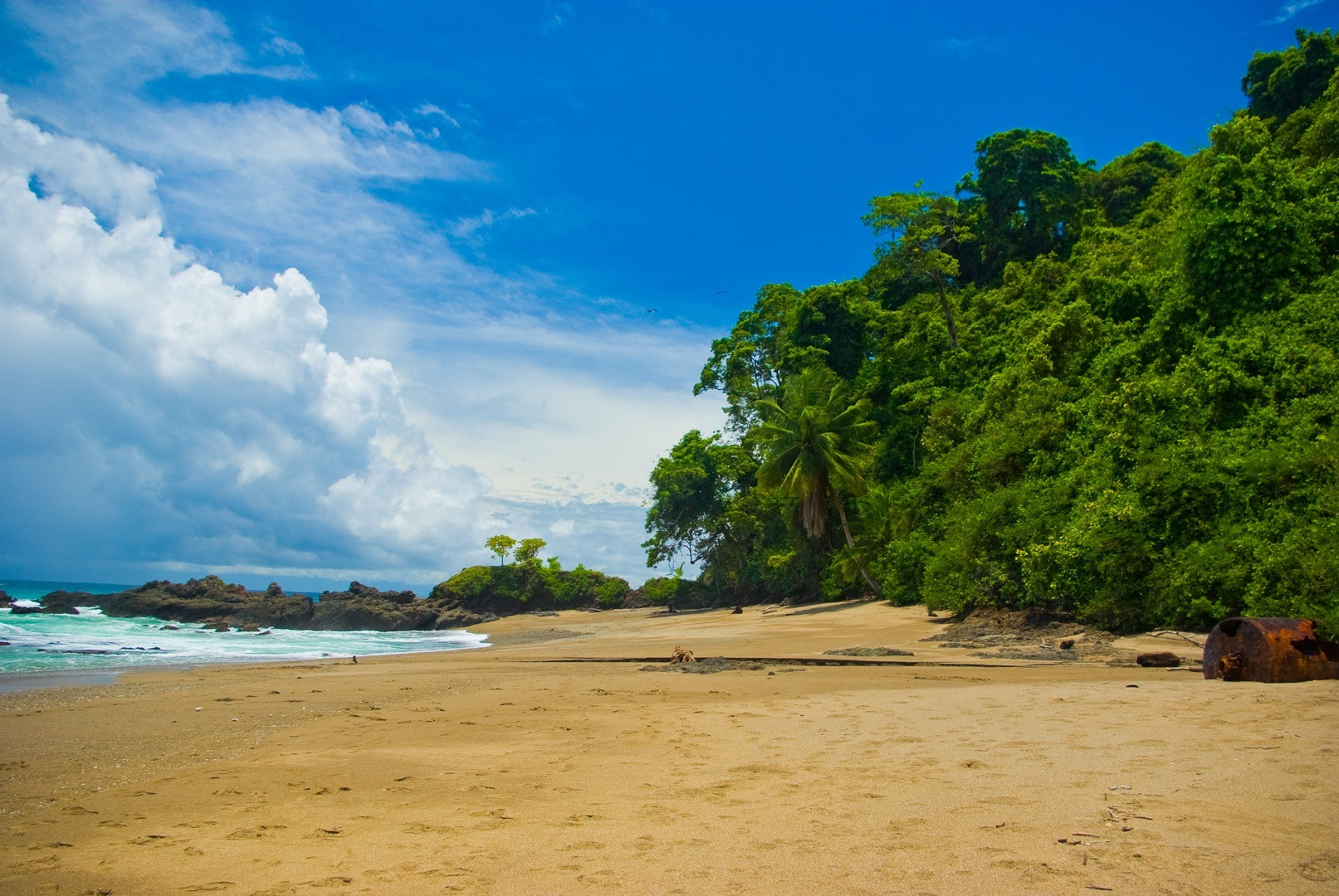 Dominical Beach, Costa Rica - Top 10 Most Breathtaking Beaches In The World