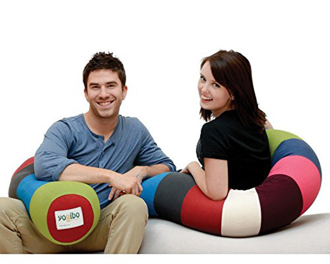 Cozy on up to your partner with this flexible <a href=