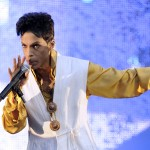 US singer and musician Prince (born Prince Rogers Nelson) performs on stage at the Stade de France in Saint-Denis, outside Paris, on June 30, 2011. AFP PHOTO BERTRAND GUAY (Photo credit should read BERTRAND GUAY/AFP/Getty Images)