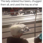 Old People Don't Care