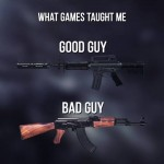 WHAT GAMES TAUGHT ME