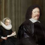 """Wife Discovers Browser History,"" unknown artist, c. 1586"