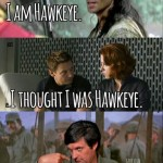 There can only be one Hawkeye