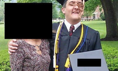 I too had issues with my tassel at graduation...